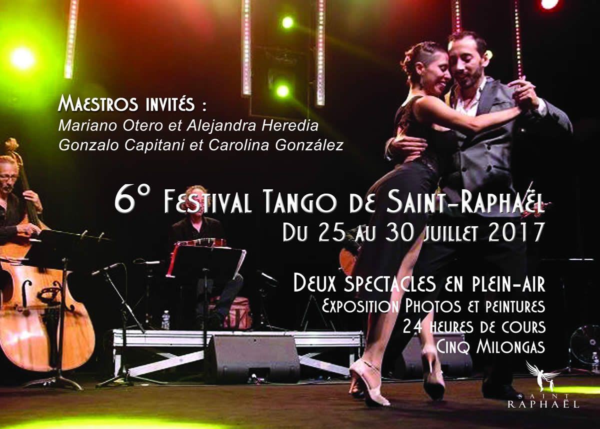 6e Festival International de Tango Argentin