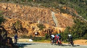 Itinéraire vélo de route