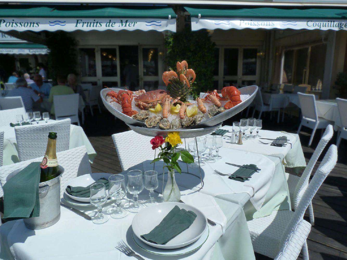 La mar e - Restaurant la table st raphael ...