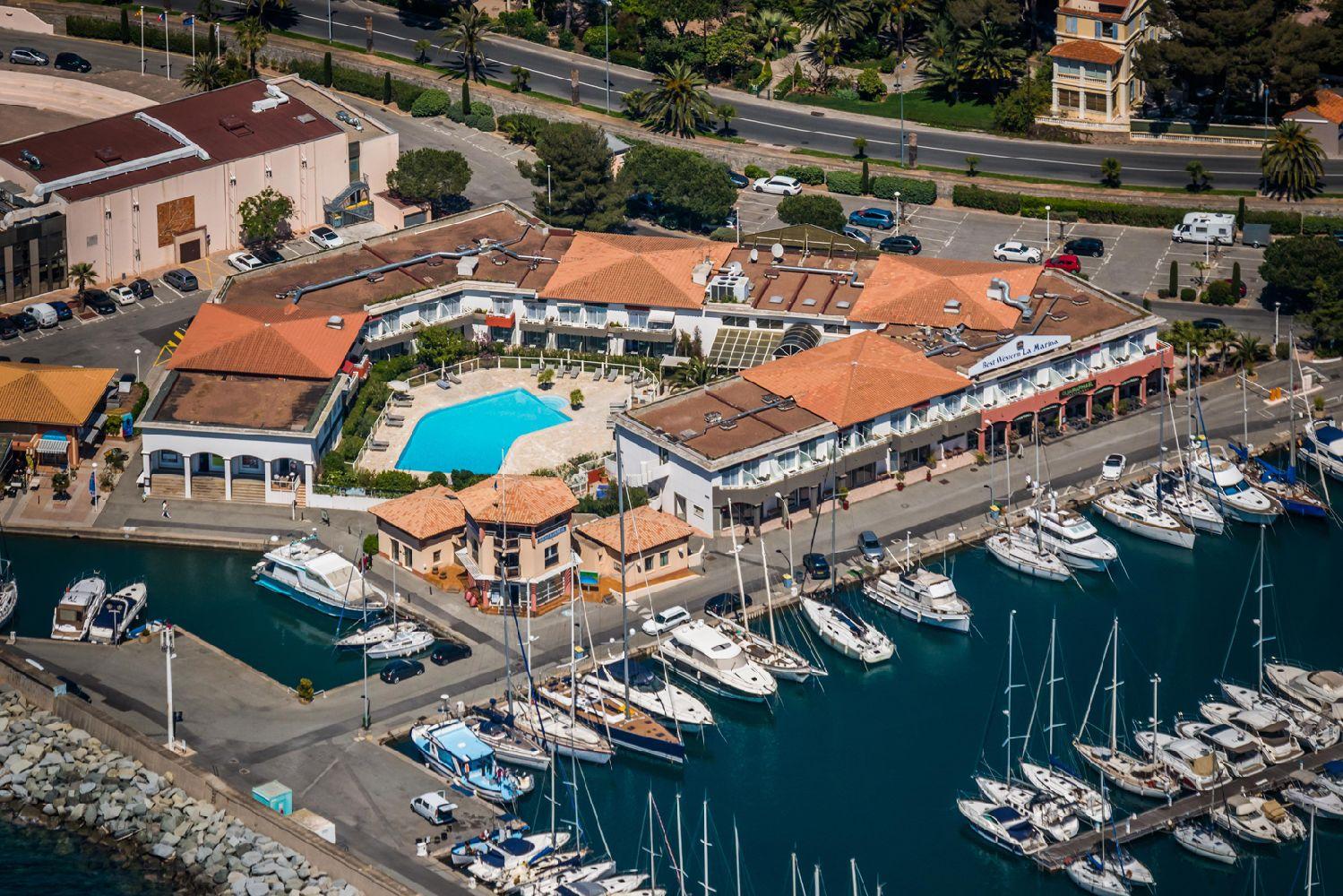 Hotel Best Western La Marina Saint Raphael
