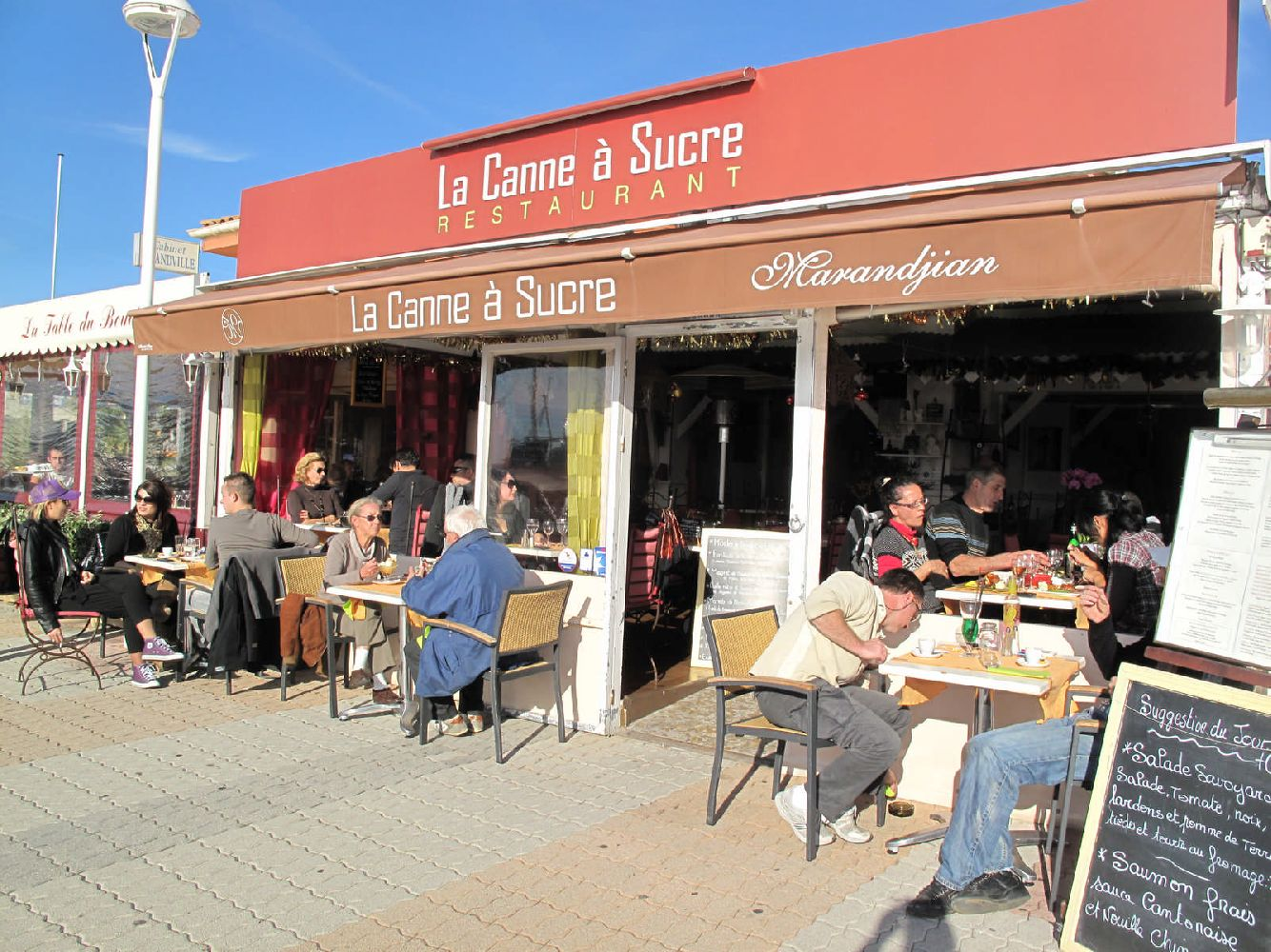 Restaurant Ouvert Dimanche Soir Saint Raphael