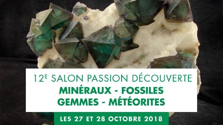 12ème Salon passion et découverte