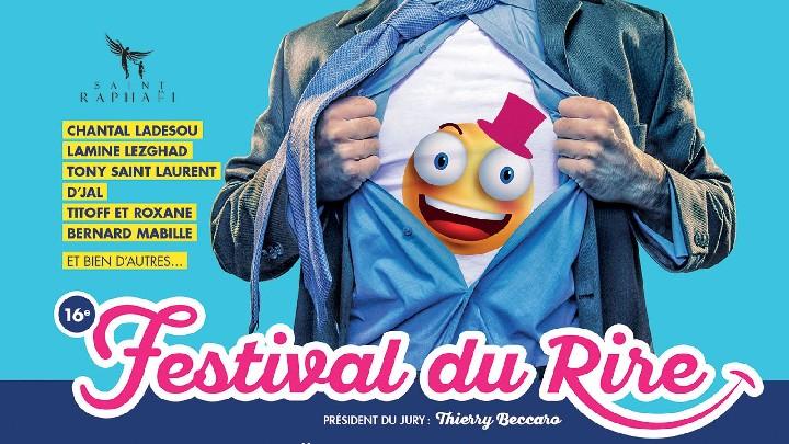 16e Festival du rire