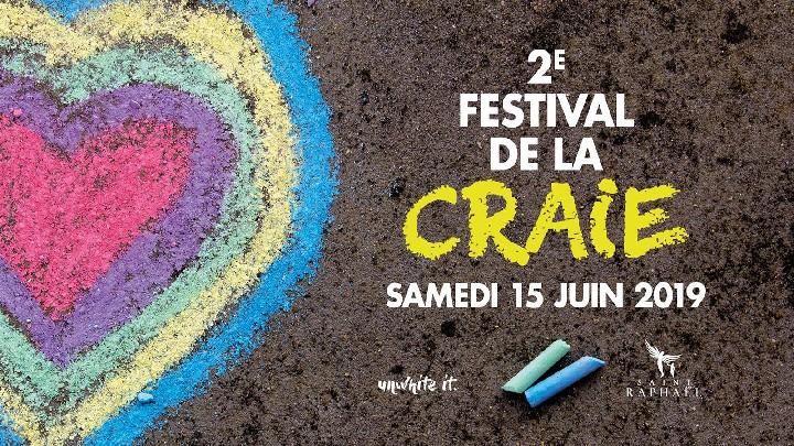 2ème Festival de la craie