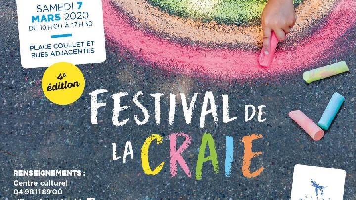 4e Festival de la craie