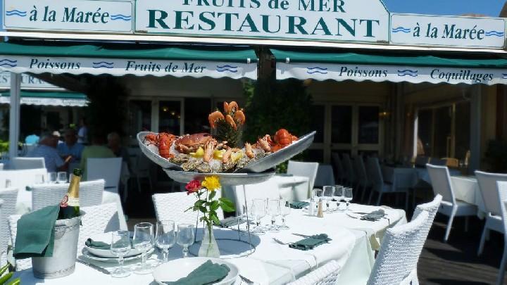 La Bouillabaisse Saint Raphael Restaurant