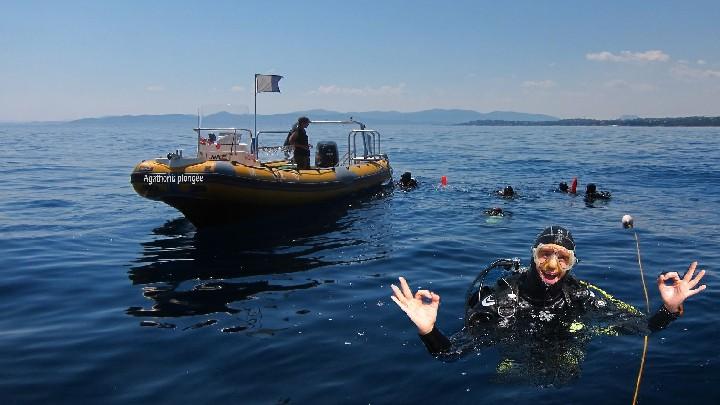 Agathonis plongée