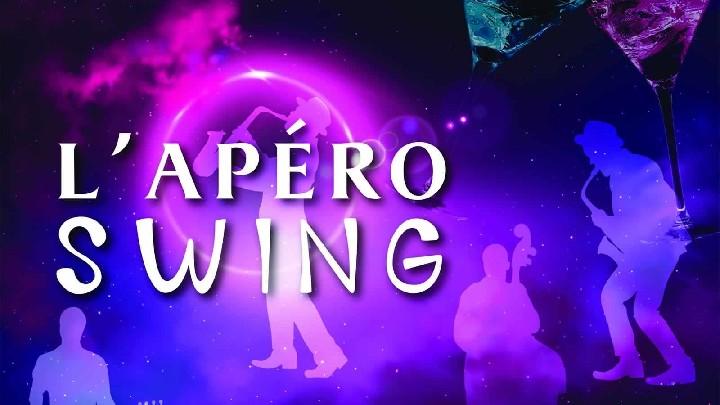 Apéro Swing à l'Estérel Arena : Sandra Booker