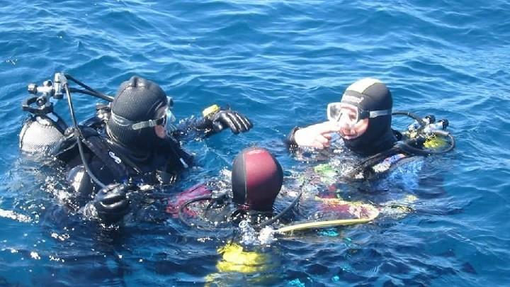 Aventure sous marine