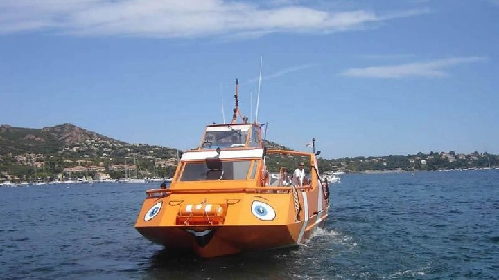 Capitaine Nemo - Vision Sous Marine