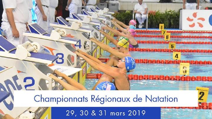 Championnats Régionaux de Natation