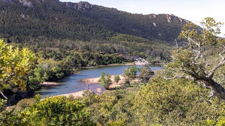Ravin de Mal Infernet – Ancien lac de l'Ecureuil