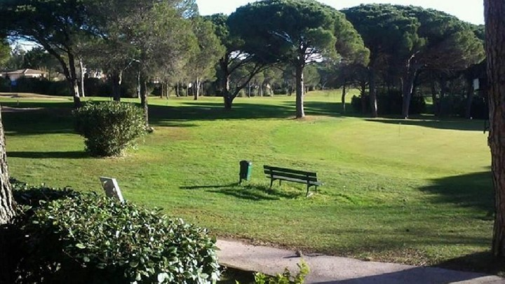 Club house golf esterel