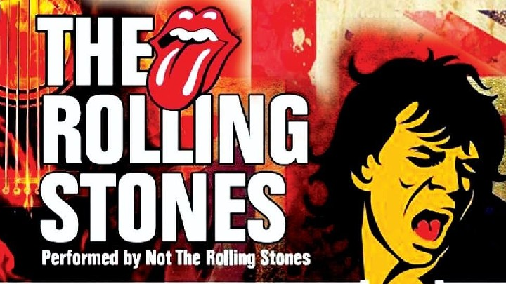 Concert The Rolling Stones tribute