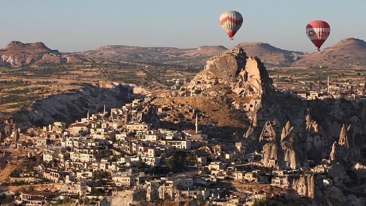 Connaissance du monde - La Cappadoce