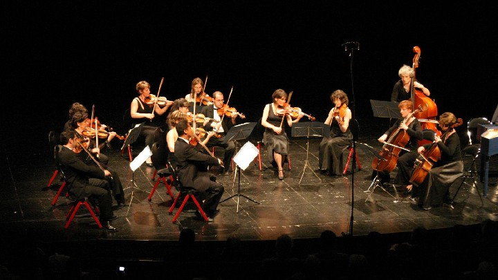 Estivales de l'Orchestre de Chambre