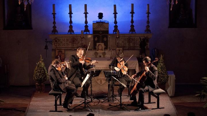 festival di quartetti a corde nel paese di fayence
