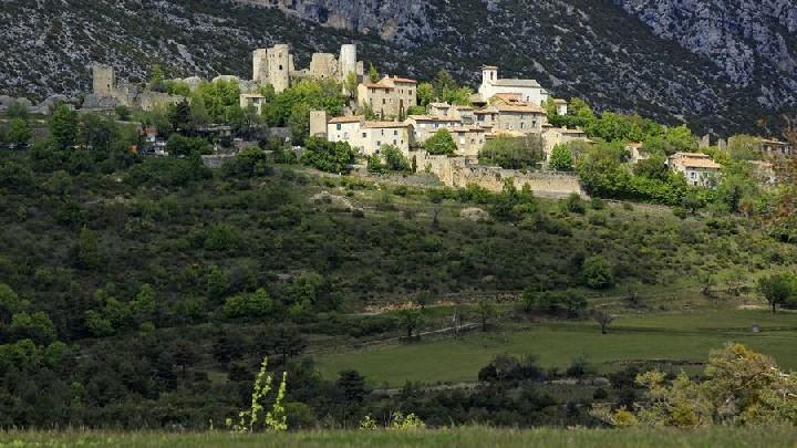 Village de Bargème