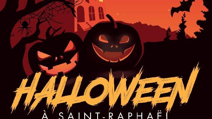 Halloween à Saint Raphaël