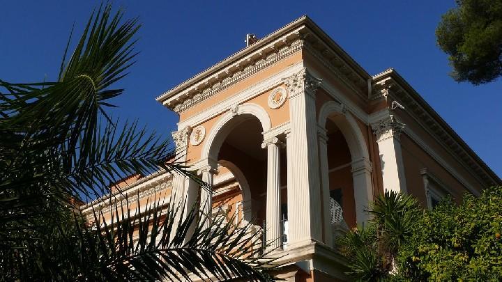 La villégiature et les villas belle epoque