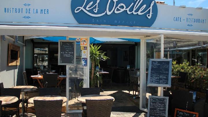 Les voiles saint raphael - Restaurant port santa lucia saint raphael ...