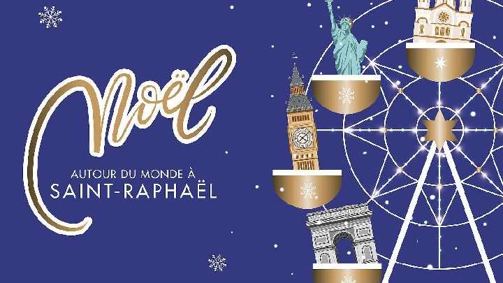 Noël à Saint-Raphael