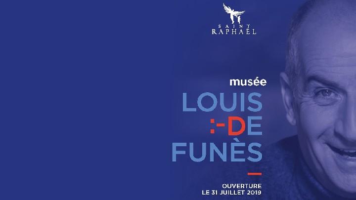 Ouverture du Musée Louis de Funès