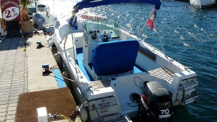 Permis bateau Lacourtablaise