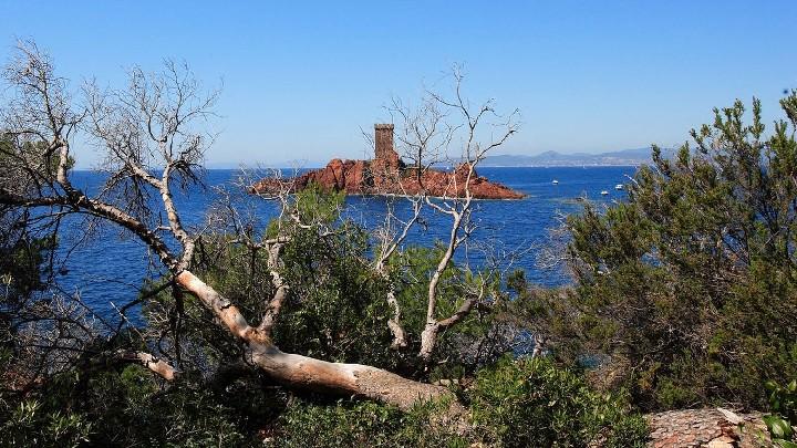 Randonnée : Le Cap du Dramont