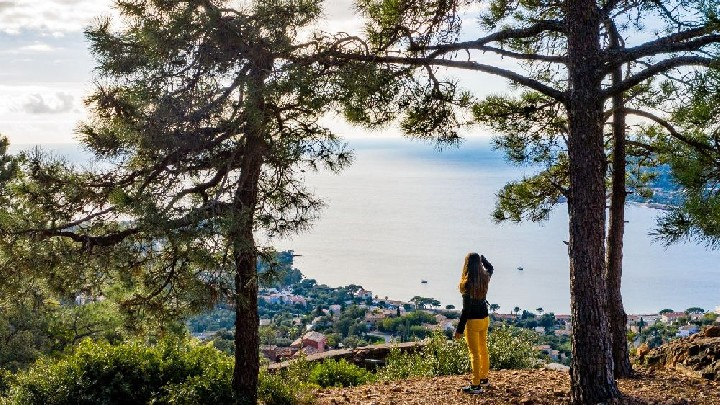 Randonnée : Le Rastel d'Agay