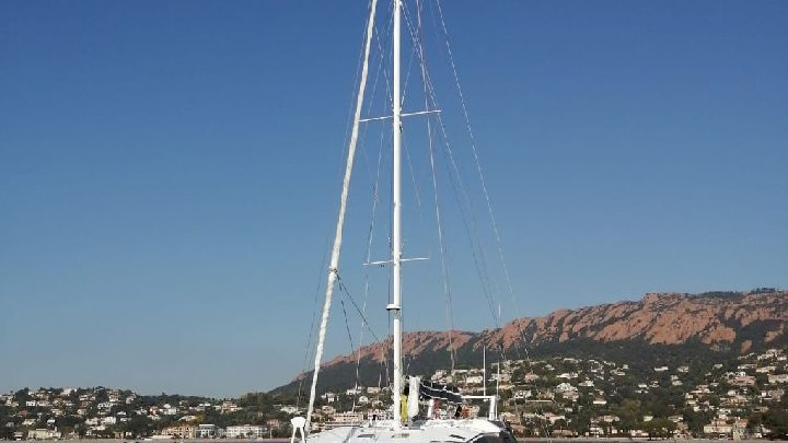 Sortie catamaran journée
