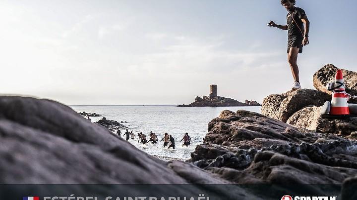 Spartan Race Estérel Côte d'Azur