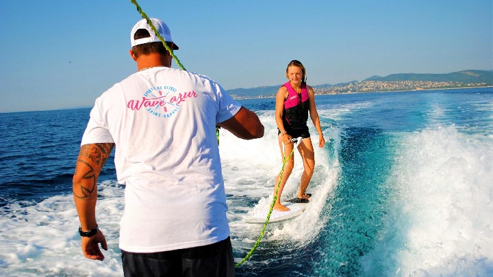 Wave Azur - Wakeboard