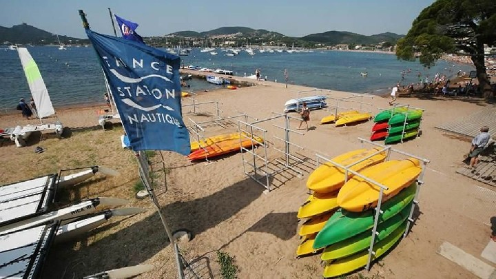 Wind club d'agay