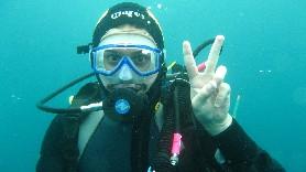 Baptême de plongée Club sous l'eau