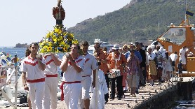 Fête de la Saint Honorat Agay