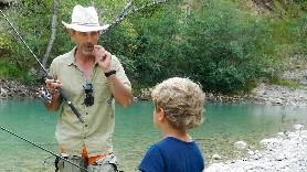 Verdon Estérel pêche