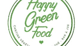 Logo Happy Green Food