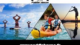 Paddle house