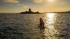 Paddle Géant - Sunset apéro