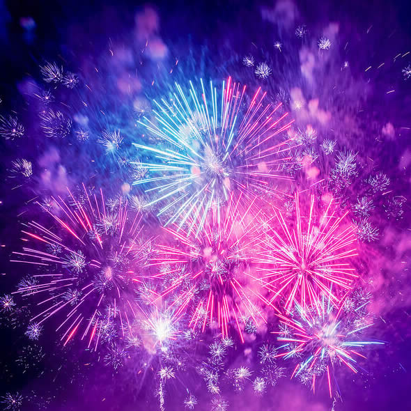 Annulation feux d'artifice