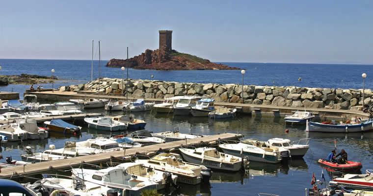 Boulouris et poussa - Meteo marine port camargue saint raphael ...