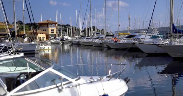 Santa lucia - Restaurant port santa lucia st raphael ...