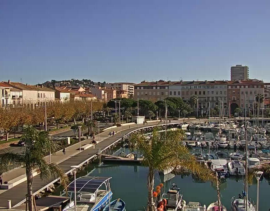 Vieux port - Meteo marine port camargue saint raphael ...